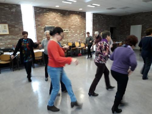 Line Dance 1 februari 2018