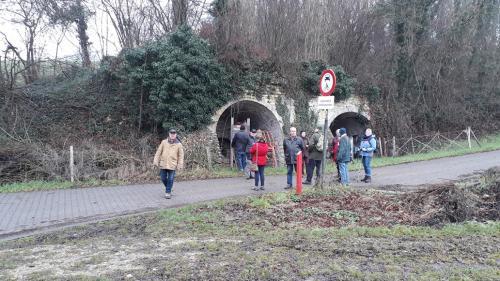 Wandeling Kunderberg 4 januari 2019