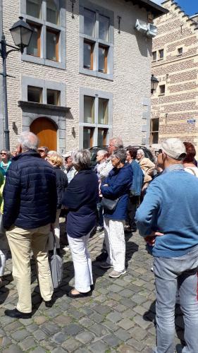Dagtocht 6 juni 2019 Tongeren-Sint Truiden