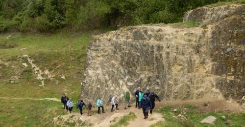 Wandeling Berg-Bemelen mei 2017