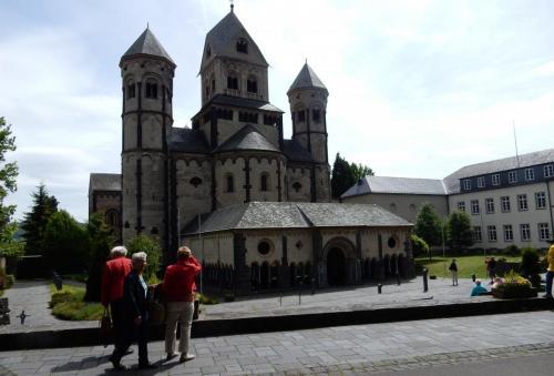 Uitstapje Maria Laach-Bad Breisig-Bad Ahrweiler juni 2017