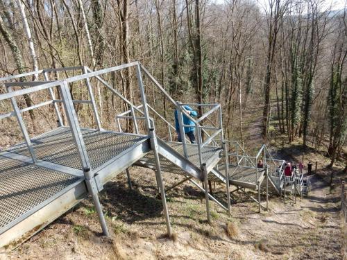 Wandeling 6 april 2018 Curfs groeve