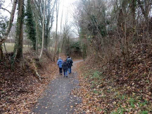 Wandeling Schinnen 7 december 2018