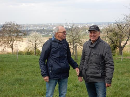 Wandeling 3 mei 2019 rondje Bemelen