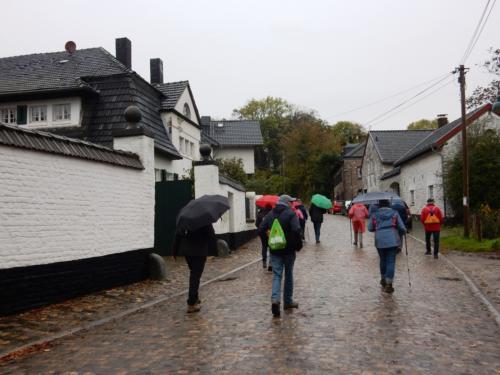 Wandeling 1 november 2019 Oud Lemiers-Sieben Quellen