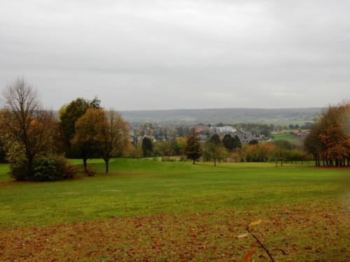 Wandeling 1 november 2019 Oud Lemiers -  Sieben Quellen