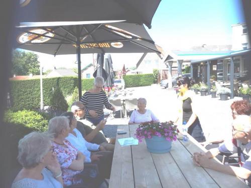 IWandeling 7 juni 2019 rondom Oud-Valkenburg
