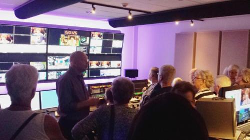 Bezoek L1 studio's op 21 -09-2018