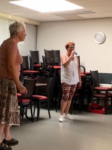 Line Dance augustus 2019