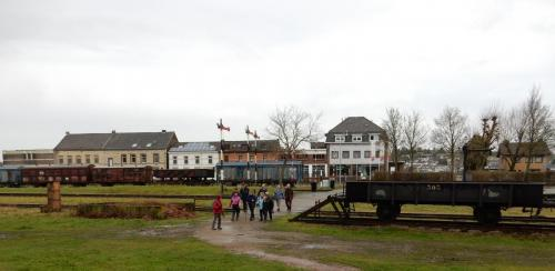 Wandelingen januari-februari 2018 Simpelveld-Wylre-Schin op Geul