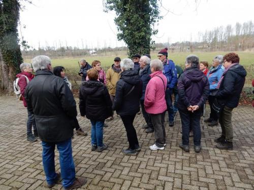Wandeling rondom Voerendaal 9 maart 2018