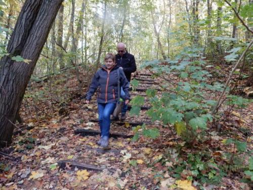 Wandeling 2 november 2018 Arensgenhout-Schimmert