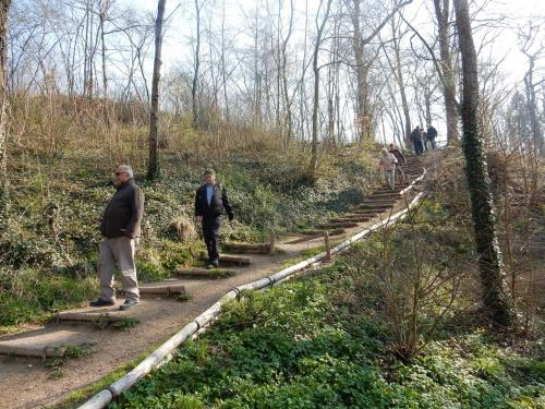 Wandeling Walem-Valkenburg 5 april 2019