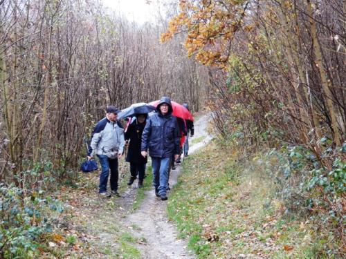 Wandeling 6 december 2019 Schin op Geul-Valkenburg