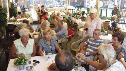 Fietstocht 19 juli 2018 Heuvelland