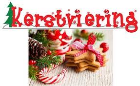Kerstviering december 2019